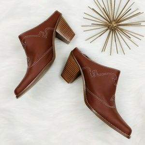 Western mules